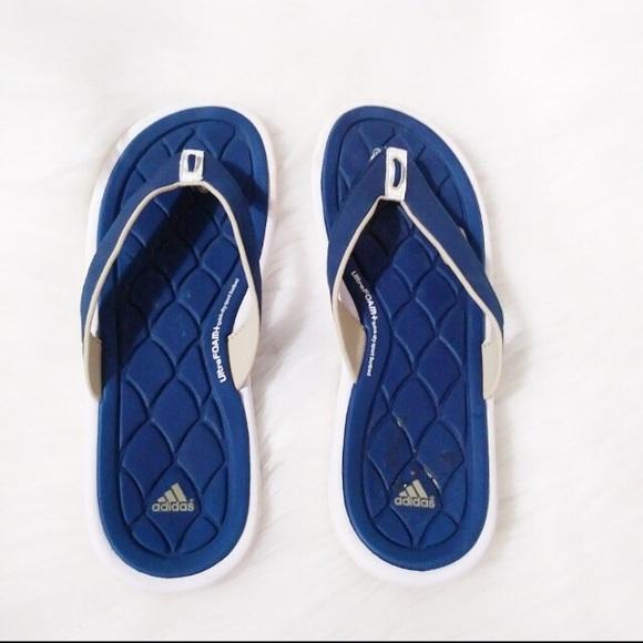 9d2bf1204 adidas Shoes - Adidas Ultra Foam Flip flops size 8